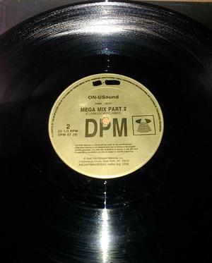 Depeche Mode (Megamix) Vinil Importado