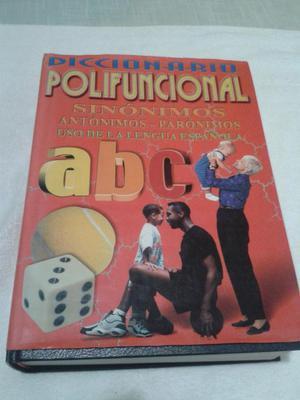 Diccionario Polifuncional