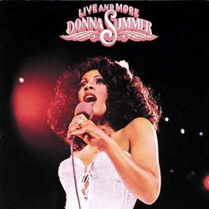 Donna Summer - Live And More (digital)