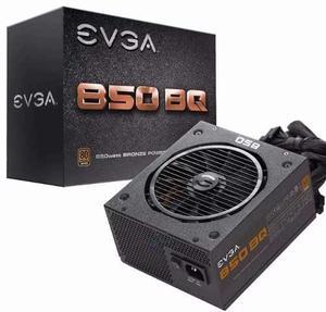 Fuente De Poder Evga 850bq Certificada Nuevas Y Sellada 850w