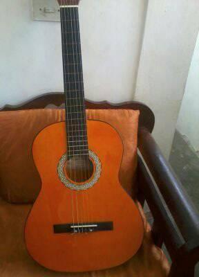 Guitarra Acústica Marca Catala