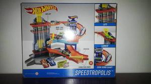 Pista Hotwheel Speed Tropolis