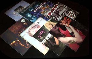Varios Hard Rock Viniles Nacionales Lps Pvp X 1