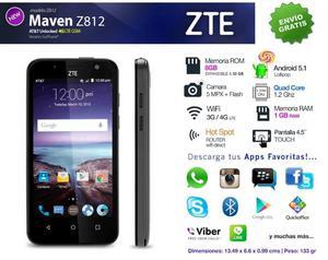 telefono celular Maven ZTE Z812