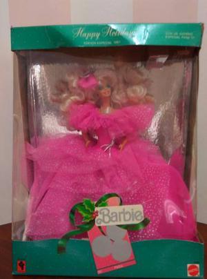 Barbie Edición Especial Navidad (nueva)