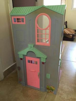 Casa De La Barbie Con Todos Sus Accesorios