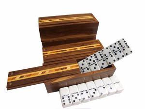 Domino En Caja De Lujo Edicion Especial