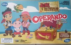 Juego De Mesa Operando Jake El Pirata Original Hasbro Oferta