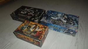 Juegos De Cartas Resident Evil Deckbuilding Game Combo