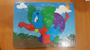 Juegos Didacticos Rompecabezas Educativos De Madera