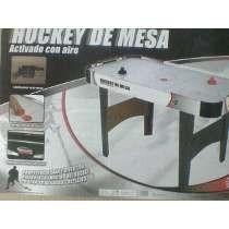 Mesa De Hockey Grande Activada Con Aire,110v
