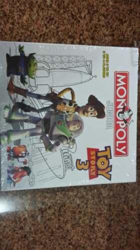 Monopolio Oferta Juego De Mesa Monopoly Toy Story Nuevo