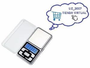 Peso Balanza Gramera Digital 0.1 Gr A 500 Gr Joyeria Nuevas