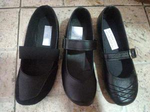 Zapatos Escolares Colegiales Tallas 27 Al 34 Y Del