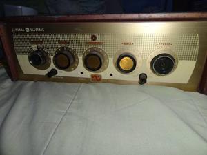 Amplificador Detubos Valvulas De Vacio Vintage Retro Antiguo