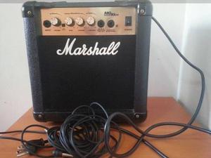Amplificador Marshall, De Guitarras Y Bajos. Negociable.