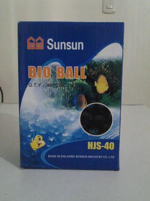Biobolas Para Acuarios Marinos Y Agua Dulce
