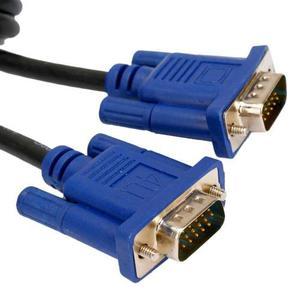 Cable Vga Macho Macho Cpu A Monitor 1.5 Mts