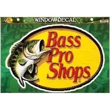 Calcomanias Bass Pro Shops 100% Originales Resistente