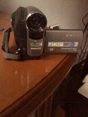 Cámara Filmadora Samsung 34 Zoom