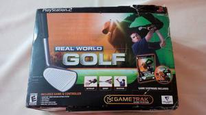 Juego De Golf Real Para Playstation 2