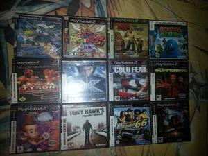 Juegos De Ps2, Playstation 2 Remate