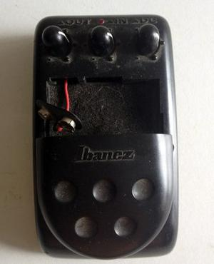 Pedal Distortion Ibanez Tube Screamer Ts5 Sin Tapa