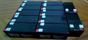 Pila O Bateria 12 Voltios 1.2 Amperios, Alarmas, Modulo
