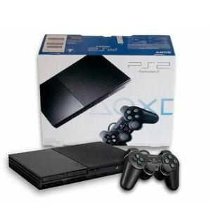Playstation 2 Chipeado, Excelente Estado.