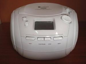 Radio Reproductor Cd Marca Utech Somos Tienda