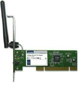 Tarjeta Pci Inalambrica Wifi Lanpro Lp N24p 150 Mbps CD
