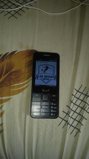 Vendo Telefono Tele1 Doble Sim