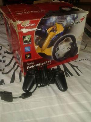 Volante Genius Twin Wheel F1