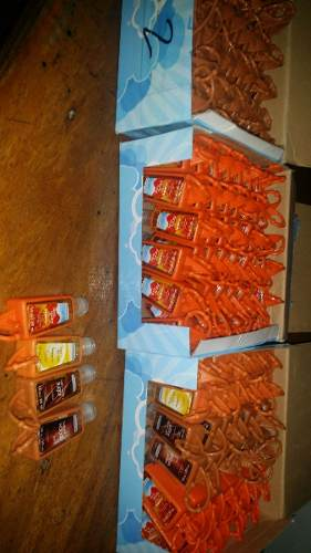 Gel Antibacterial Con Holders Cremas Splash Por Docena