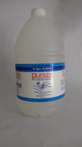 Gel Antibacterial Pureza C/aloe Vera 3.78 Lts