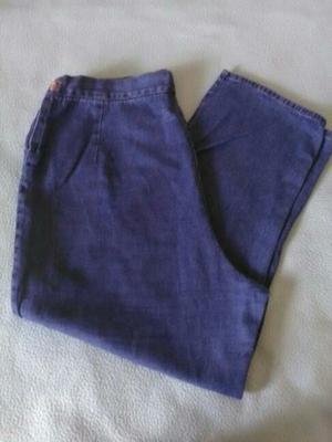 Pantalon para Embarazada de Jeans