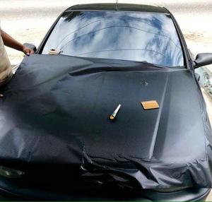 Rotulados Para Carros Y Moto Instalamos Papel Ahumado