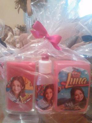 Cotillones Infantiles Soy Luna,minnie,minnios,macha,avengers