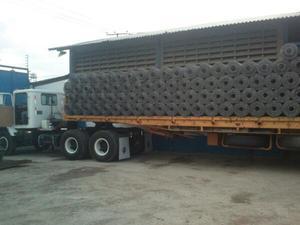 Malla losacero tubos esctrutural almbre