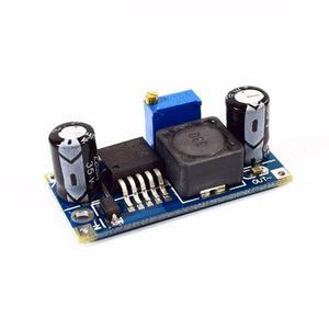 Módulo Lm Convertidor Y Reductor Voltaje Dc-dc In 4-35v