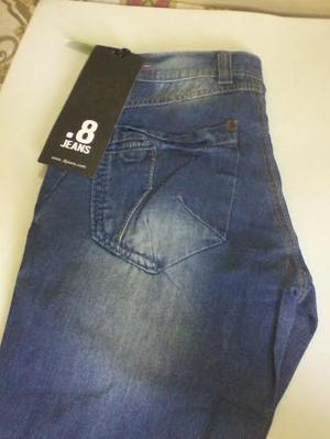 Pantalon Prime 8 Jeans