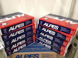Papel carta Alpes