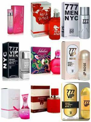 Perfumes Diamond Variedad En Fragancias