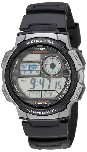Reloj Casio Deportivo Illuminator Nuevo Original