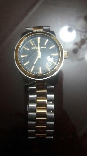 Reloj Michael Kors Original Dorado