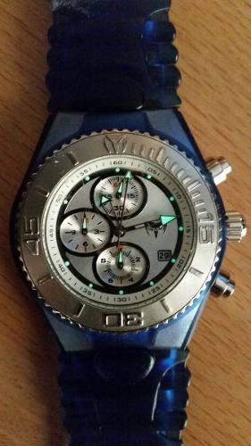 Reloj Technomarine Sport Modelo Raft-rsx05 De Caballero.