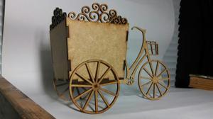 Triciclos Decorativos, Recuerdos,centro De Mesas, Candy Bar.