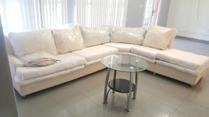 Juego Sofa Modular 1,90 X 1,70 Aprox. Beige