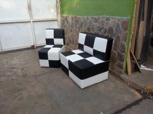 Juegos De Muebles Mini Dyp Tela Bipiel