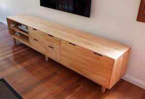Mueble Para Sala Y Tv Moderno